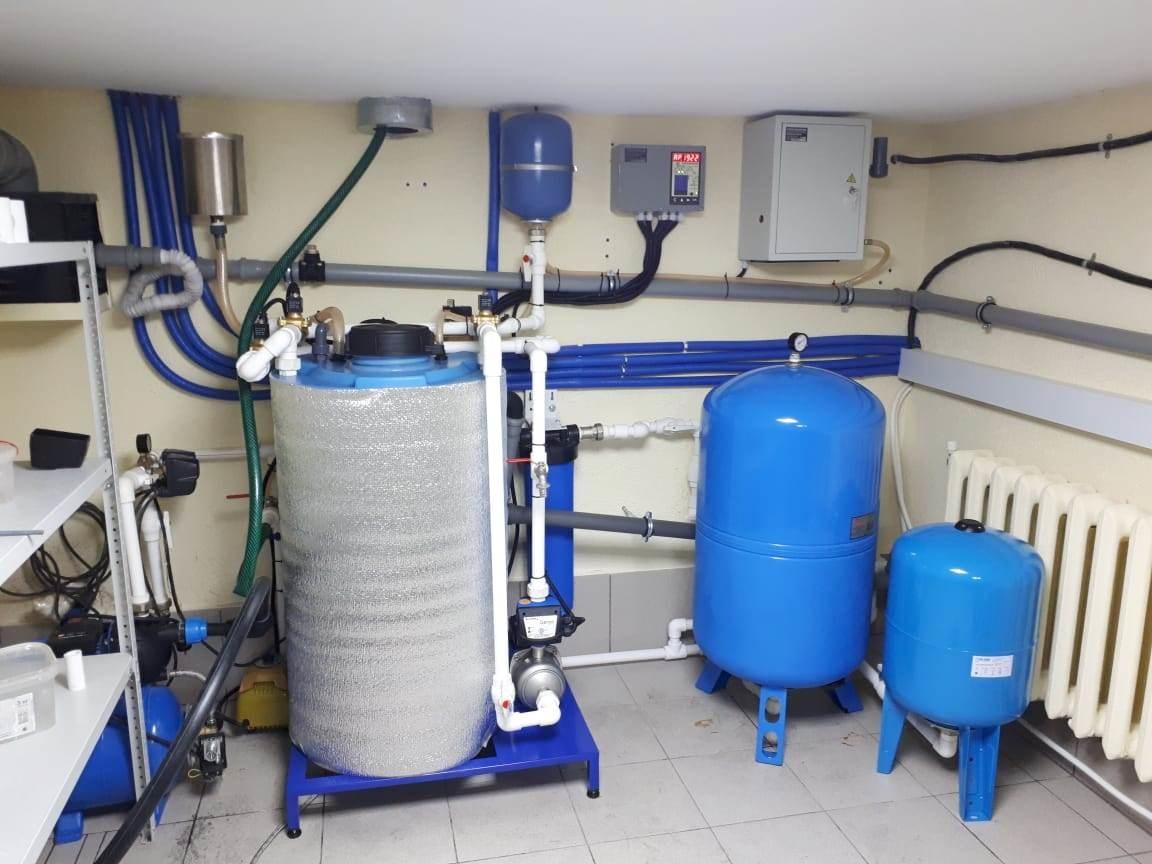 Очистка воды от железа улучшаем качество
